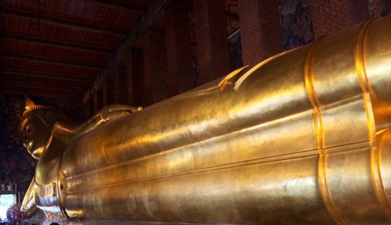 A better version of the Reclining Buddha